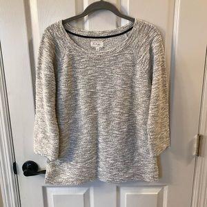 Lou & Grey Sweater Top